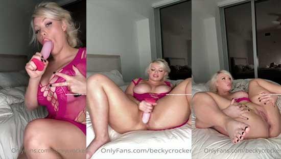 Becky Crocker – Porn (Masturbation)